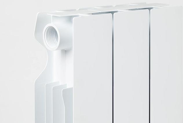 pinturas para los sistemas de calefacción