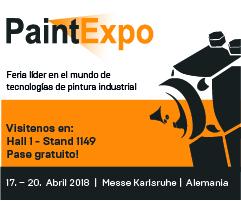 Arsonsisi-PaintExpo-2018 spanish