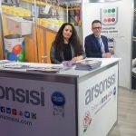 Arsonsisi at PaintExpo 2018