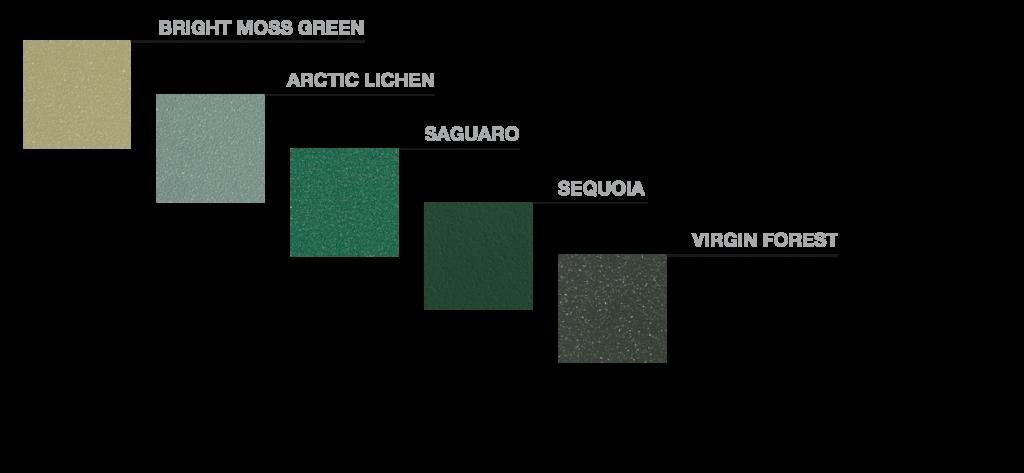 Colores elemento Flora