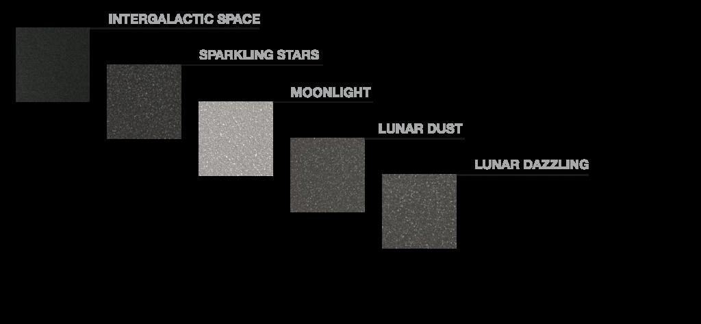 colores elemento Espacio