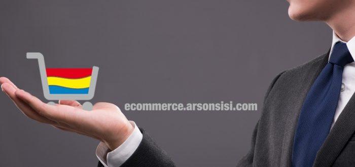 nuovo ecommerce arsonsisi